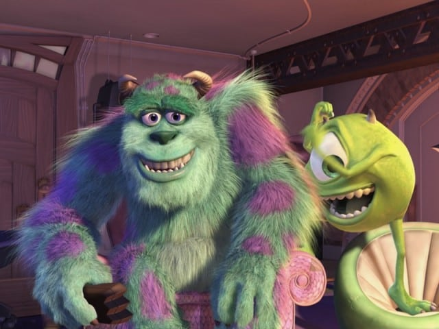 Monsters At Work exclusief voor Disney+!