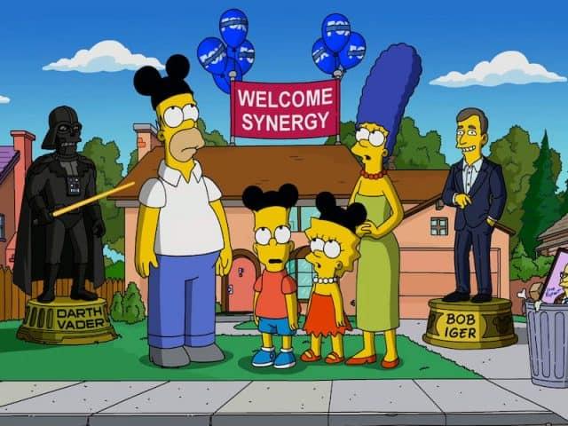 The Simpsons Disney+