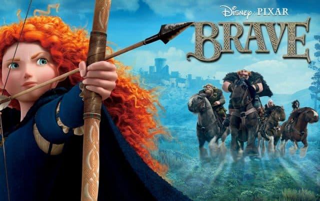 Brave, Disney plus
