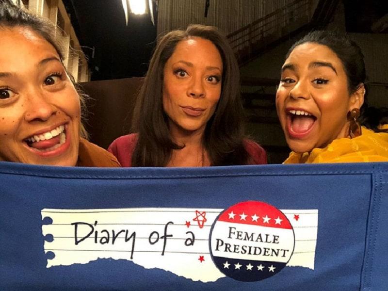 Diary of a Female President, disney plus
