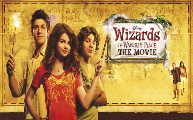 Wizards of Waverly Place The Movie, disney plus
