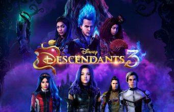 disney, descendants 3