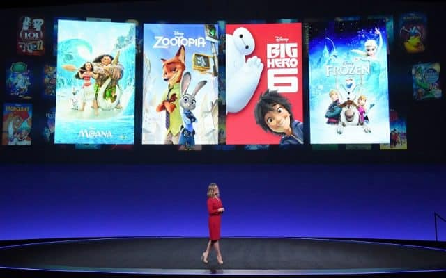 disney plus, titels, investor day