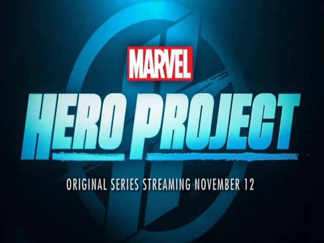 marvel, hero project, disney plus