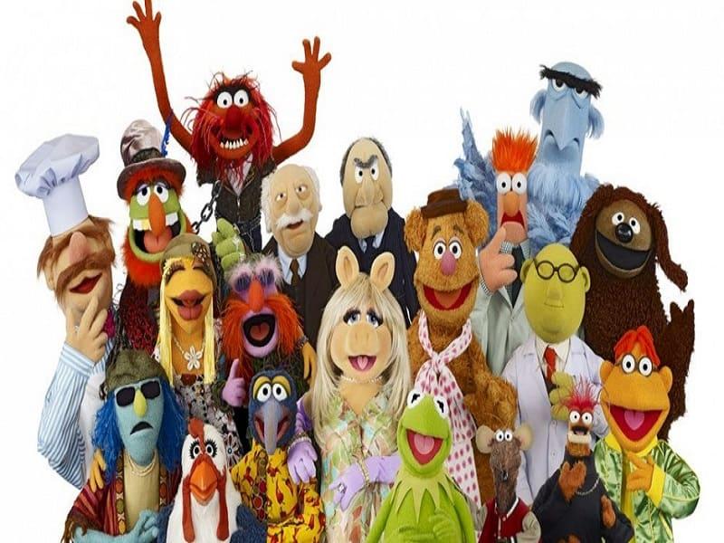 muppets now, disney plus