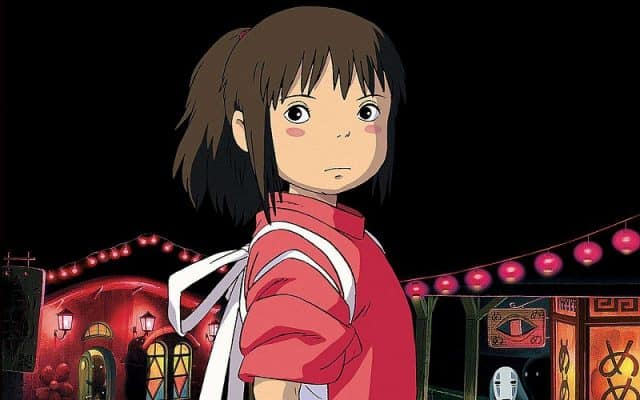 spirited away, studio ghibli