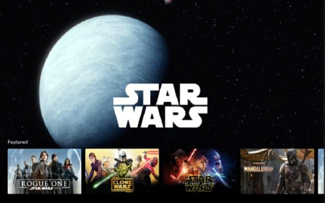 star wars, disney plus,