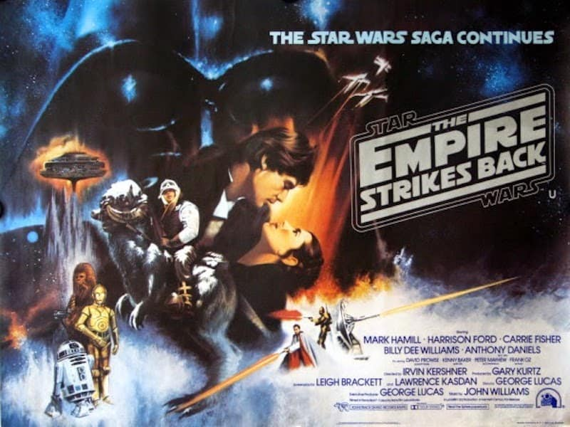 star wars the empire strikes backl