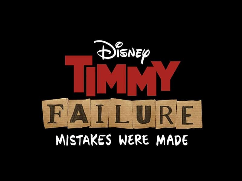 timmy failure mistakes were made, disney plus