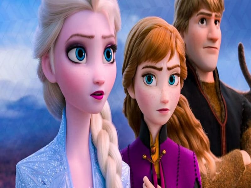 Into the Unknown Making Frozen 2, disney plus