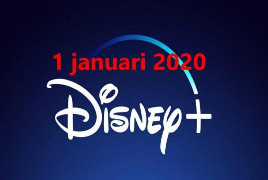 disney, plus, 1 januari 2020