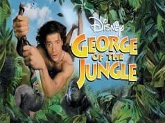 george uit de jungle, disney plus
