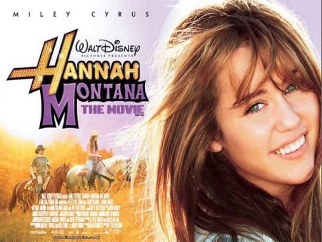 hannah montana the movie, disney plus, nederland