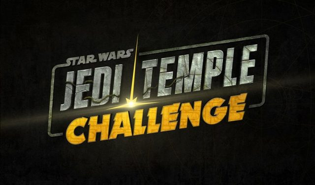 star wars jedi temple challenge, disney plus