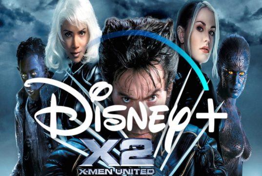 x2 x-men united, disney plus