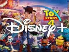 toy story 4, disney plus, release