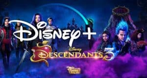 descendants 3, disney plus, nederland, release