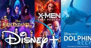 disney plus, april 2020, nederland