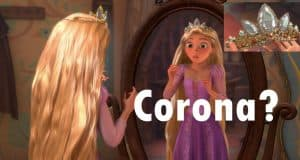 tangled, rapunzel, disney plus, coronavirus-