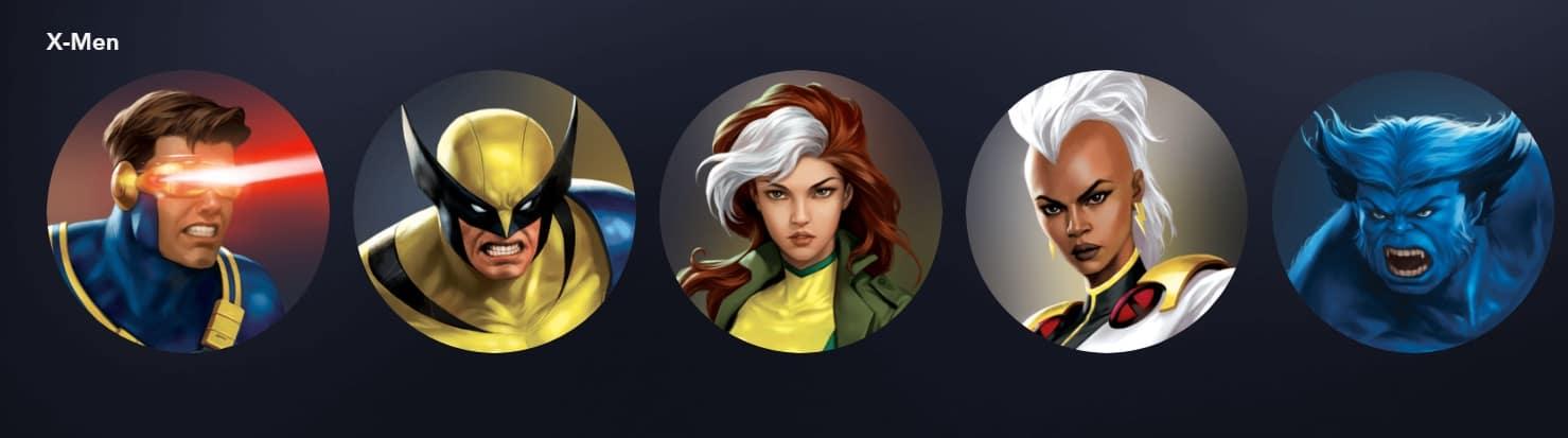 disney plus avatar x-men