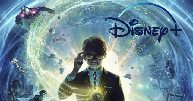 artemis fowl, disney plus, juni 2020