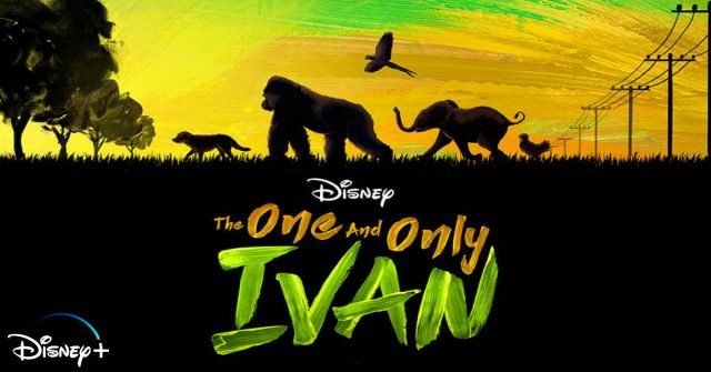 disney plus, the one and only ivan, 25 juli 2020