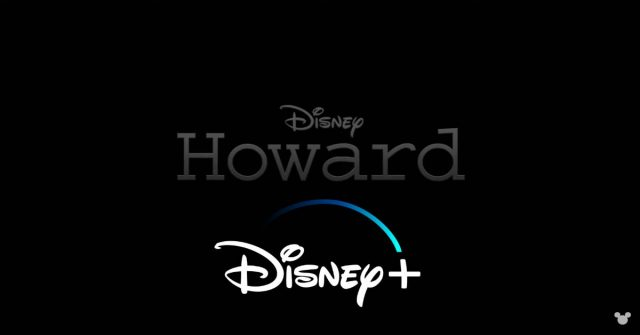 howard, disney plus