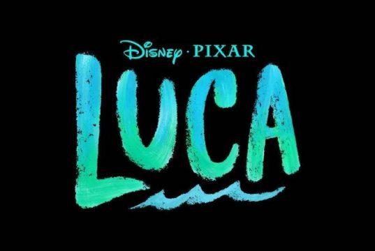 luca, pixar, disney 30 juli 2020-