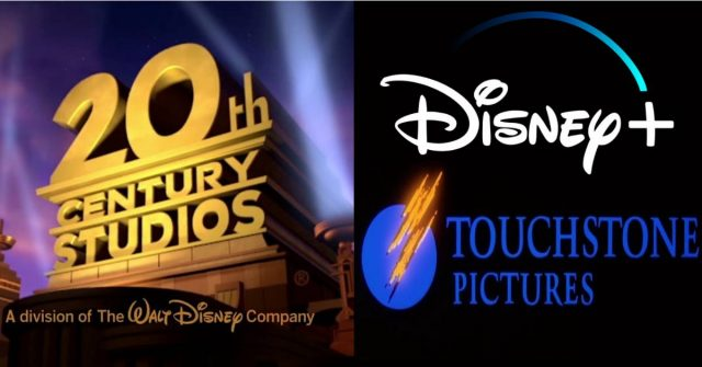 disney plus, 20th century studios, touchstone