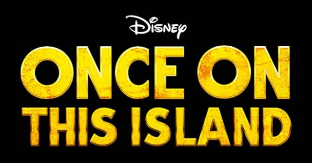 once on this island, disney plus