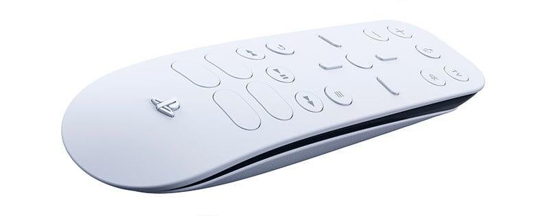 afstandsbediening playstation 5