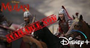 mulan, disney plus, paard-