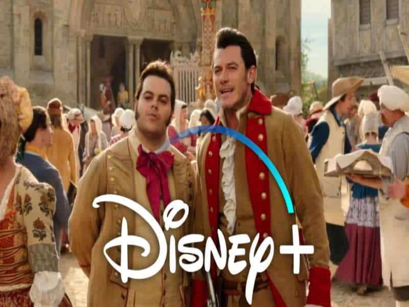 beauty and the beast prequel, disney plus-