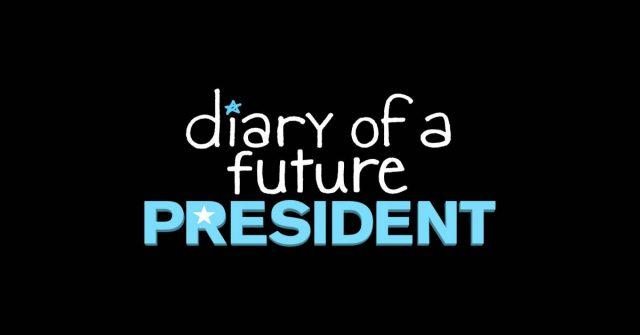 diary of a future president, disney plus, 24 oktober
