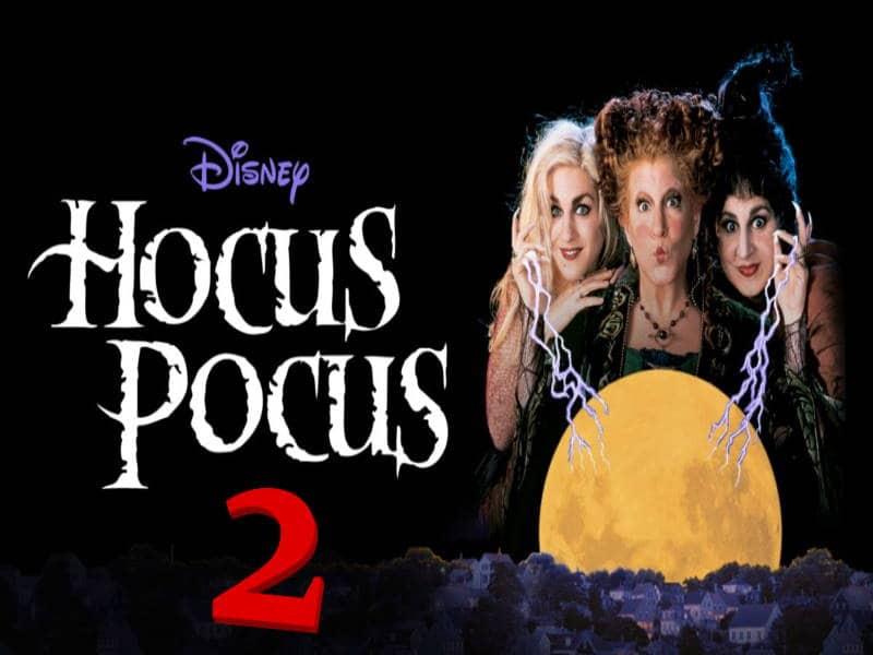 hocus pocus 2, disney plus-