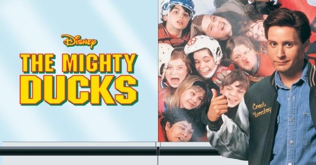 the mighty ducks, disney plus-