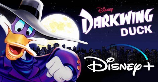 darkwing duck, disney plus