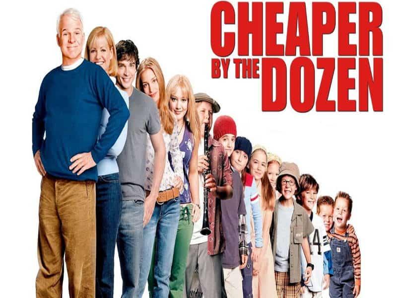 cheaper by the dozen, disney plus, disney+1