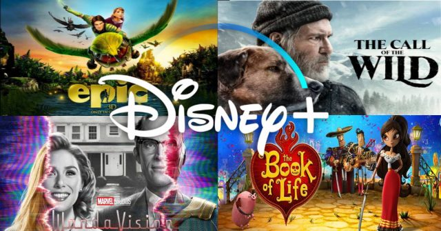 disney plus, januari 2021