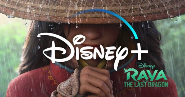 raya and the last dragon, disney plus, disney+