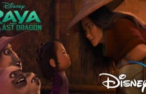 raya and the last dragon, disney plus, disney+, januari 2021