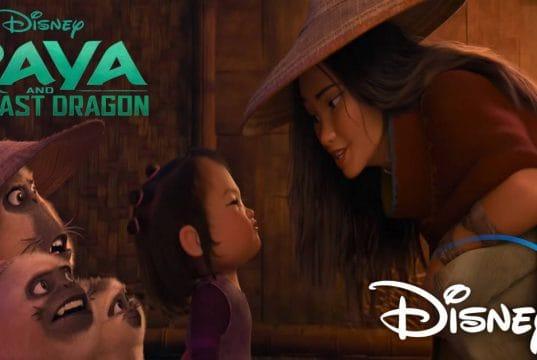 raya and the last dragon, disney plus, disney+, januari 2021