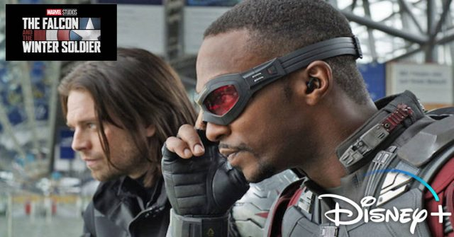 falcon and the winter soldier, disney plus, disney+