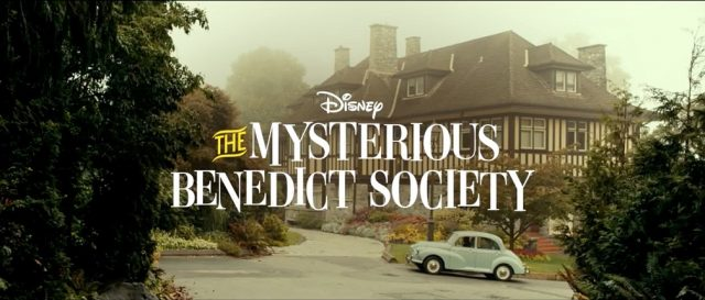 the mysterious benedict society, disney plus, disney+