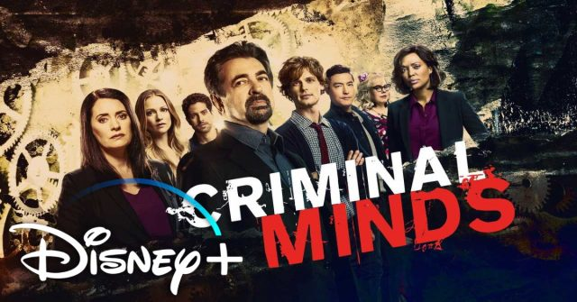 criminal mind, disney plus