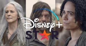 walking dead, disney plus, disney+