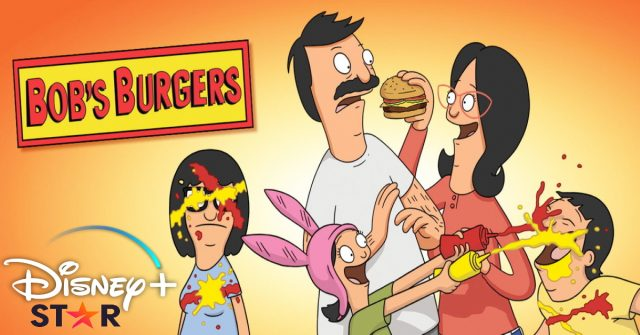 bobs burgers disney plus-