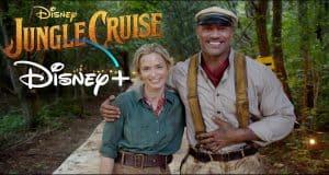 jungle cruise, disney plus, disney+